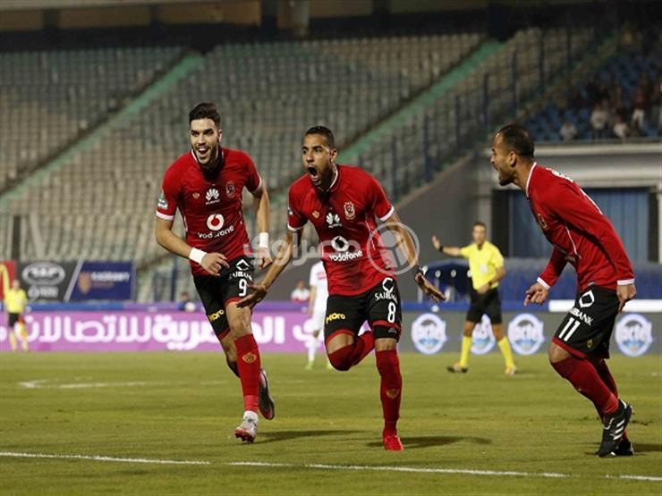 """مؤمن """"الهداف"""" وترسيخ العقدة.. في 7 أرقام للأهلي بعد الفوز بالقمة"""