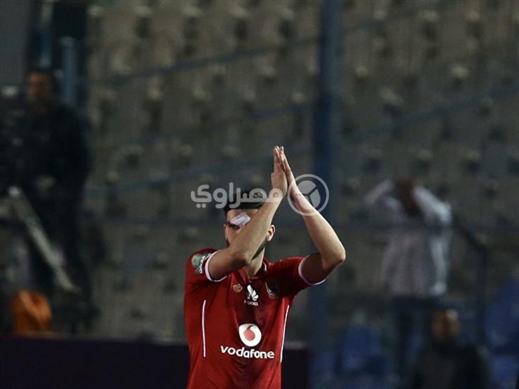 أول تعليق من منتخب المغرب بعد تألق وليد أزارو مع الأهلي