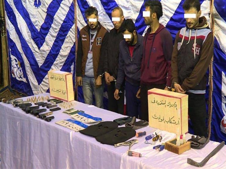 """مصدر أمني: عصابة الـ""""100 مليون"""" أردنية دخلت مصر منذ عام"""