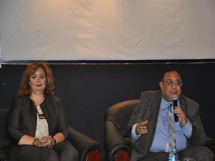 رئيس جامعة حلوان: نسعى لاتخاذ قرارات جرئية للتقدم في التصنيف...مصراوى