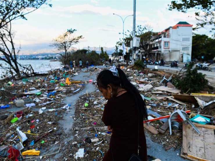 غضب الطبيعة يعصف بإندونيسيا.. ثوران بركان بعد زلزال وتسونامي مدمرين