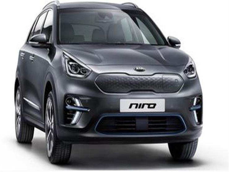 كيا تكشف النقاب عن سيارتها e-Niro الكهربائية في باريس