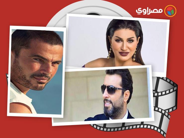 النشرة الفنية| الأغاني المحذوفة من ألبوم عمرو دياب.. وموعد وصول ستيفن سيجال لمصر