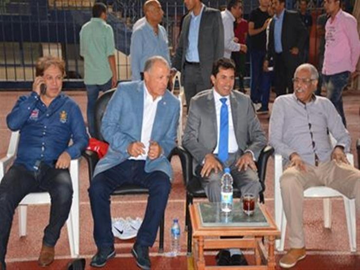 تحت أنظار الوزير واتحاد الكرة.. المنتخب يستعد لسوازيلاند بمران خططي