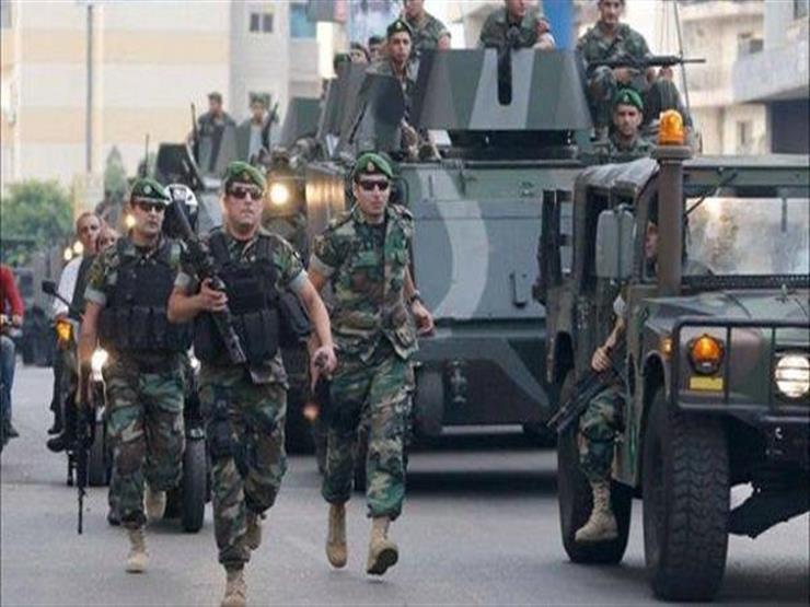 إدانة عناصر إرهابية بالهجوم على مراكز للجيش في لبنان