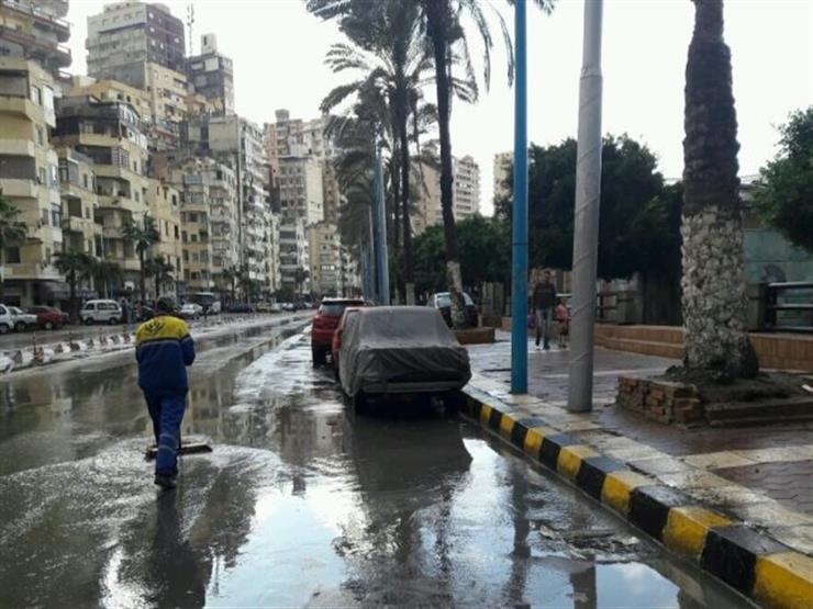 خبراء الأرصاد: أمطار واضطراب ملاحة.. والقاهرة 27
