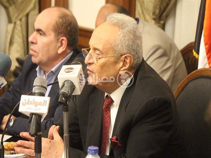 """""""أبو شقة"""" يرد على اتهامات أمين صندوق """"الوفد"""" حول الفساد المالي بالحزب"""