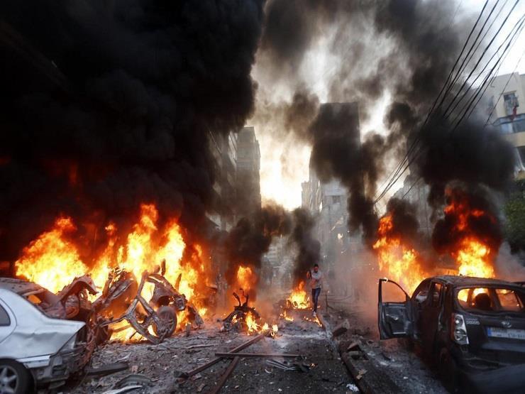 """إصابة 4 أشخاص في انفجار عبوة ناسفة بمدينة """"الباب"""" السورية"""