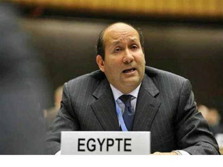 """سفير مصر في إيطاليا يسلم رئاسة الـ """"77 والصين"""" لجنوب السودان"""