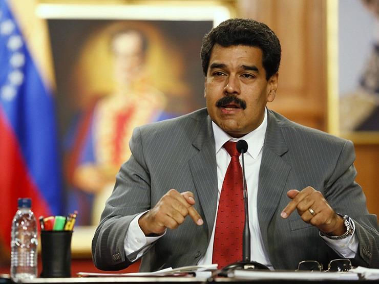 أنصار مادورو ينظمون مسيرة في كاراكاس وسط عقوبات أمريكية