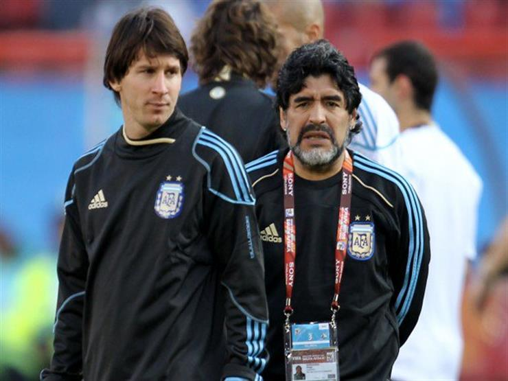 """""""استقالة و6 إقالات"""".. هل ينقذ مارادونا مشواره التدريبي مع متذيل الدوري الأرجنتيني؟"""