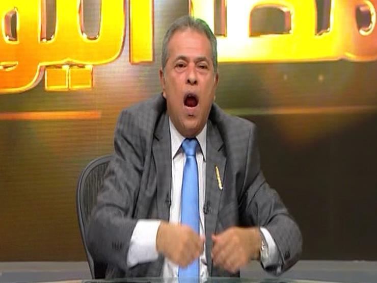 """عكاشة وحياة الدرديري.. إشادة فاعتذار والثالثة """"كانت شورة طين""""! -فيديو"""