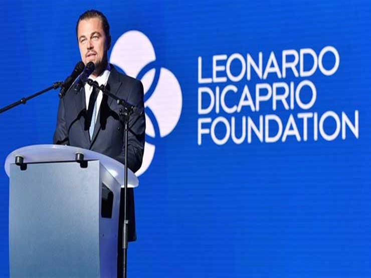 """ليوناردو دي كابريو يحذر من """"الاحتباس الحراري"""".. ويطالب العالم بالتحرك"""