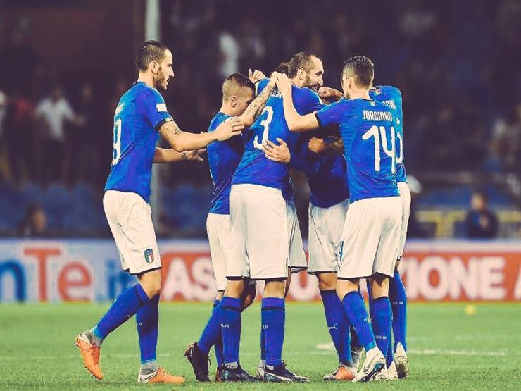 """دوري الأمم الأوروبية.. إيطاليا تجبر بولندا على """"الهبوط"""" بفوز درامي"""