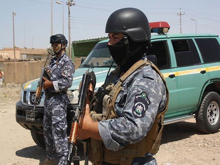 الشرطة العراقية: القبض علي إرهابيين وضبط قنابل وأسلحة في البصرة