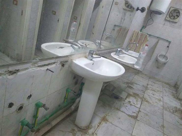 أطباء مصر  تنشر صورًا لسكن الأطباء في المستشفيات الحكومية...مصراوى