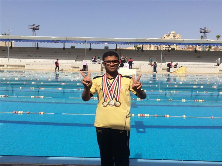 """""""الداخلية"""" ترعى أحد المتفوقين رياضيا من ذوي الإعاقة وتضمه لنادي اتحاد الشرطة الرياضي"""