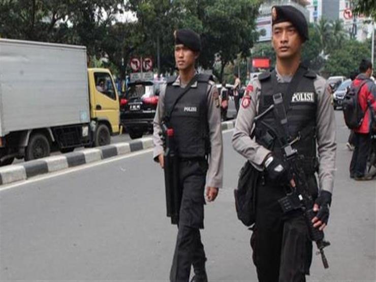 شرطة إندونيسيا تقتل شخصين يشتبه أنهما من المتشددين