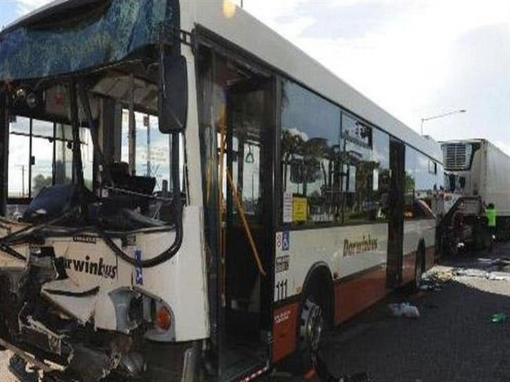 مقتل أكثر من 20 شخصًا في حادث مروري بجنوب إفريقيا