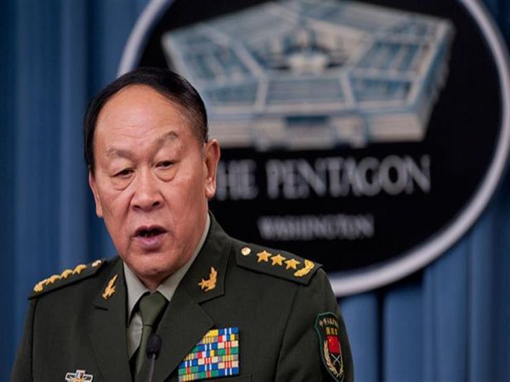 وزير الدفاع الصينى يبحث في القاهرة التطورات الإقليمية والدولية