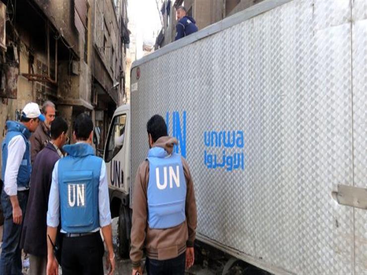 """إضراب في مرافق """"أونروا"""" في قطاع غزة احتجاجا على تسريحها موظفين"""