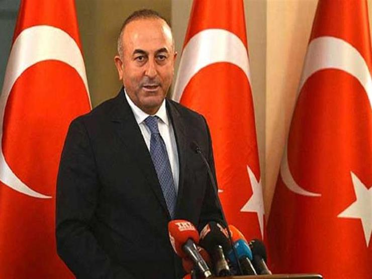وزير خارجية تركيا يصل إلى العراق