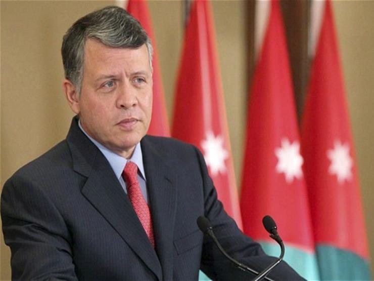 سفير مصر الجديد بعمان يُقدم أوراق اعتماده للعاهل الأردني