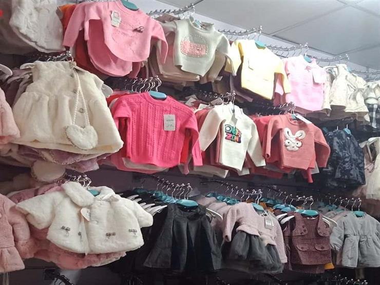 7dc537b0968b2 أسعار ملابس الأطفال الشتوية ترتفع 25% والمحلات خالية من الزبائن
