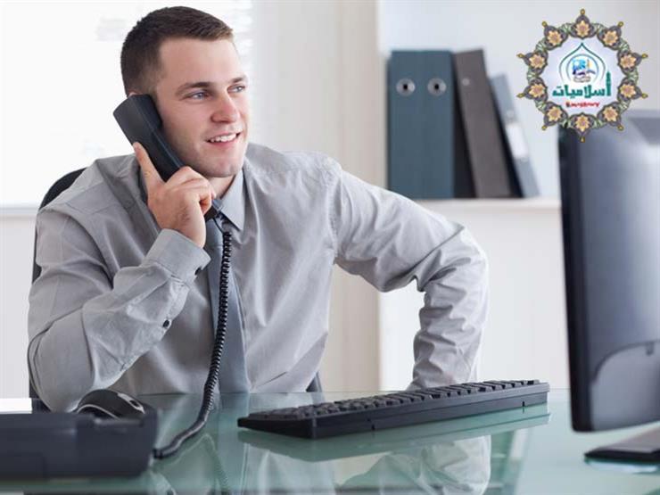 ما حكم استخدام هاتف العمل في مكالمات شخصية؟.. المفتي السابق يجيب