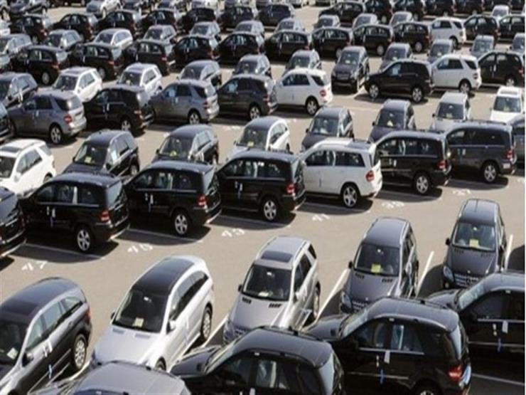 4 مليارات جنيه جمارك وضرائب على السيارات وقطع الغيار في 3 أشهر
