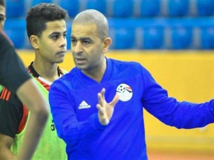 البرونز الأوليمبي (2).. نادر رشاد.. ناشئ الأهلي الذي أصبح مدربًا عاماً للمنتخب