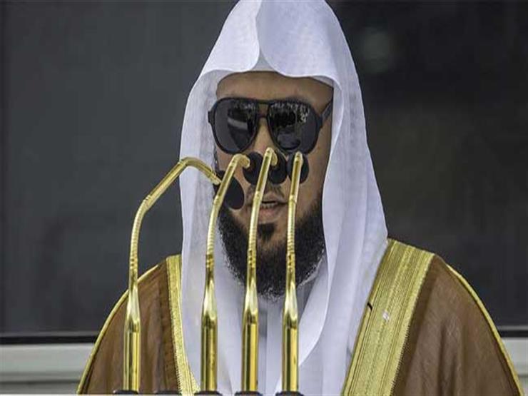 خطيب المسجد الحرام: هؤلاء أعظم الناس هداية وأسلمهم عاقبة