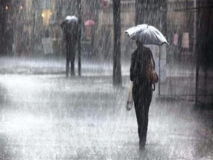 خلال ساعات .. الأرصاد تحذر من سقوط الأمطار...مصراوى