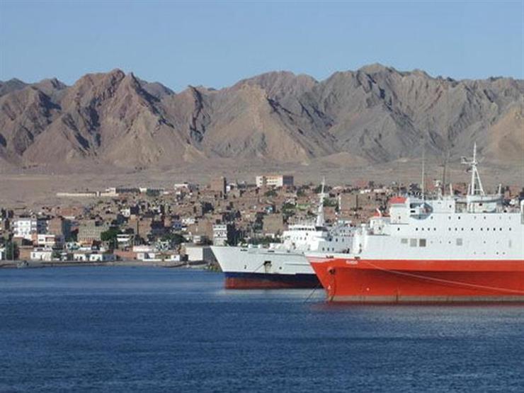 إعادة فتح ميناء سفاجا بعد تحسن الأحوال الجوية