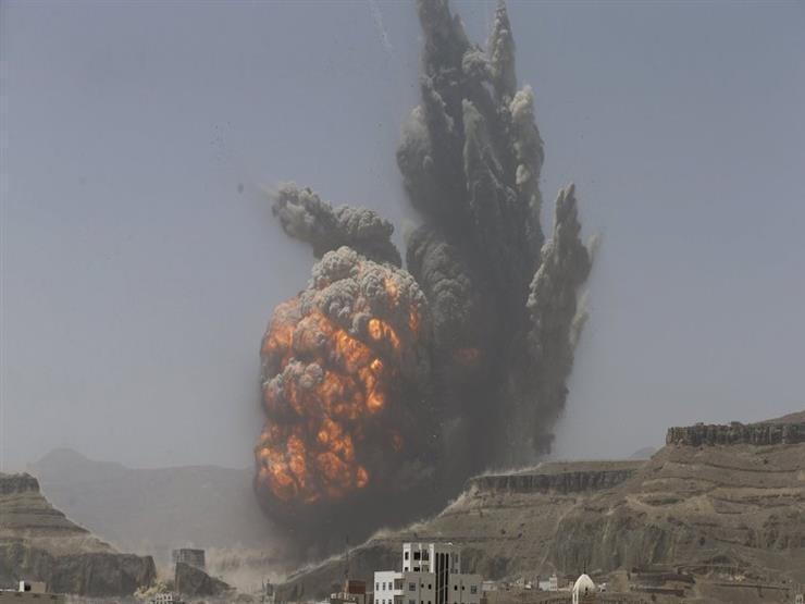مقتل 40 حوثيًا في غارات للتحالف العربية بمحافظة الحديدة...مصراوى
