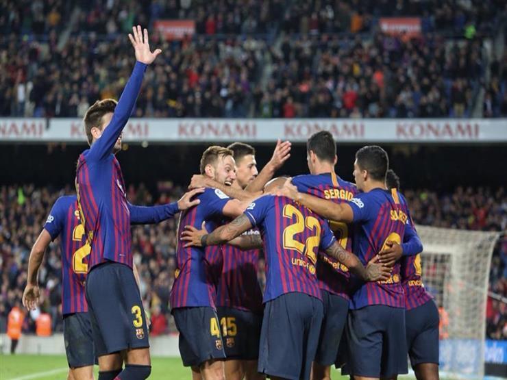 تقرير.. 4 مباريات نارية لبرشلونة في 11 يوما