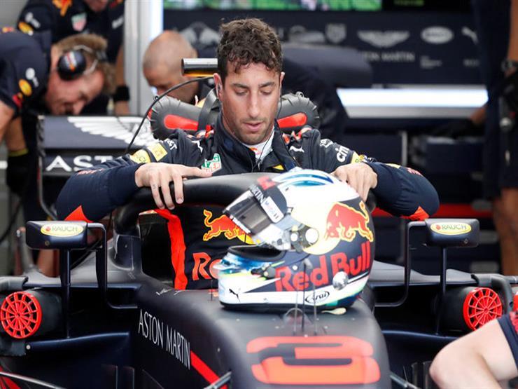 بعد انسحابه من فورمولا-1 المكسيكي.. دانيل ريشياردو: أكره سيارة ريد بول