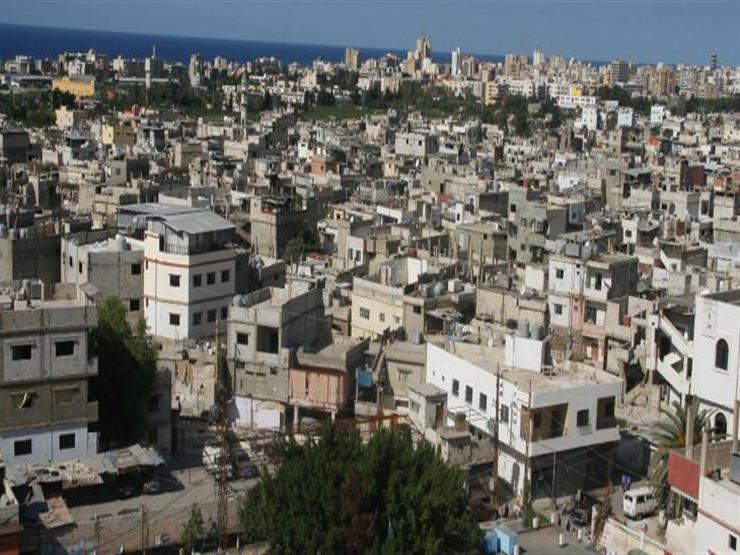 """الهدوء يسود مخيم """"المية ومية"""" للاجئين الفلسطينيين جنوب لبنان"""