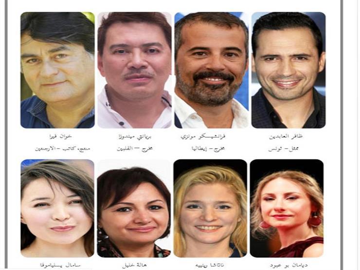 """ظافر العابدين وهالة خليل يشاركان في لجنة تحكيم المسابقة الرسمية لـ""""القاهرة السينمائي"""""""