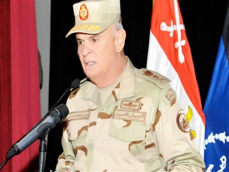 """رئيس الأركان يشهد المشروع التكتيكي""""فجر 3"""" بالمنطقة المركزية العسكرية"""