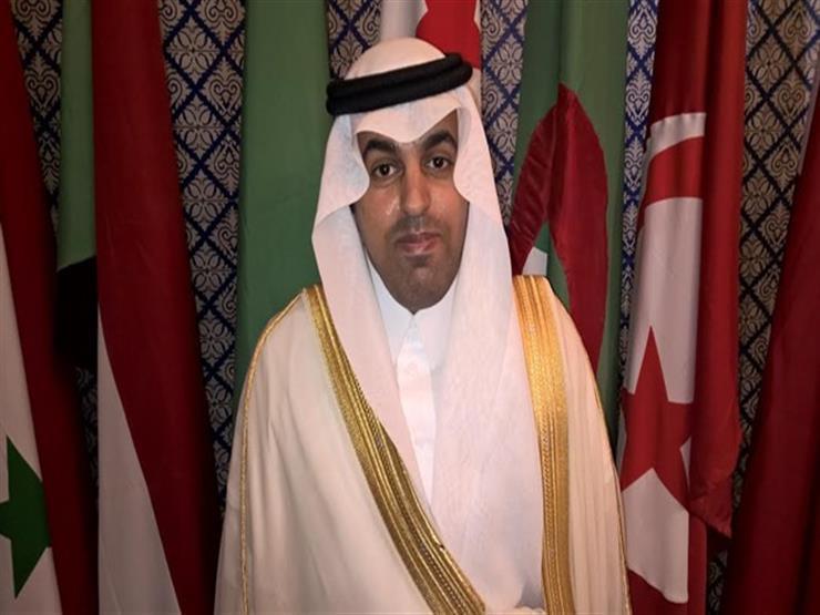 رئيسا البرلمان العربي والعراقي يتفقان على ضرورة توحيد الجهود لدعم النازحين