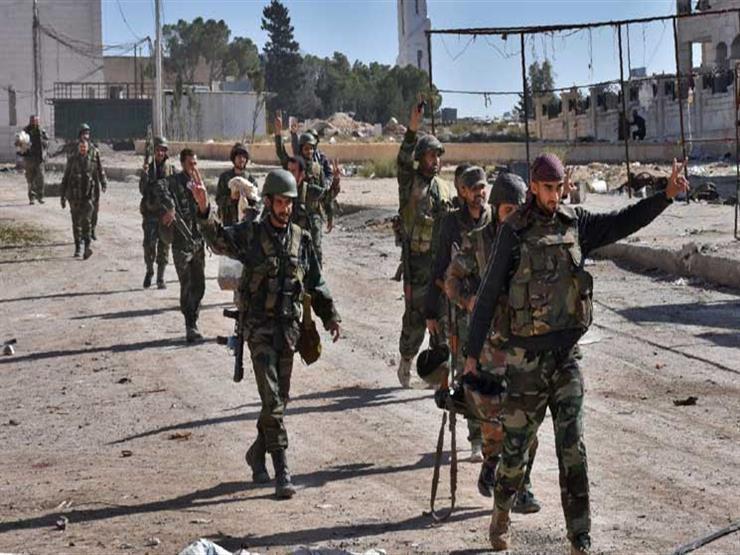 المرصد السوري: مقتل 35 شخصا في اشتباكات بين القوات السورية وفصائل إرهابية