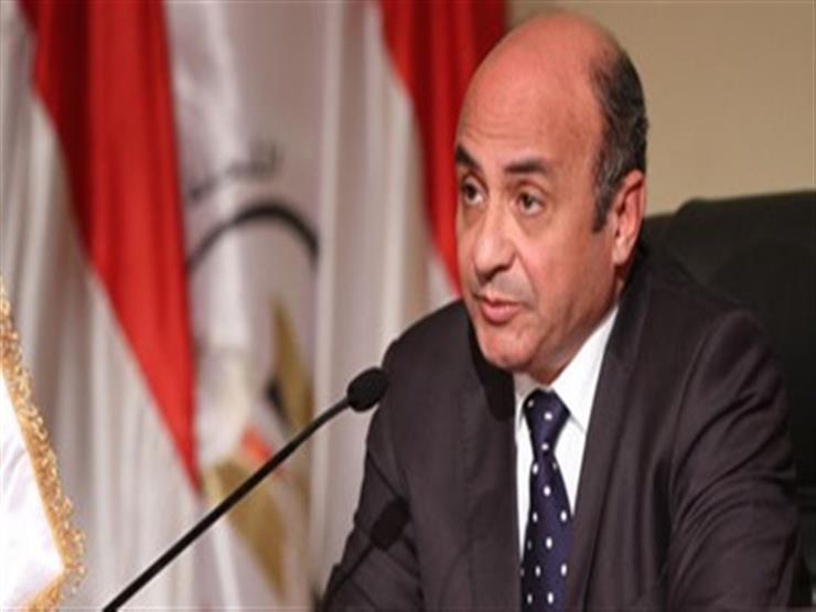 """بمناسبة عامين على منصبه.. عمر مروان يجتمع بموظفي وقيادات """"مجلس النواب"""""""