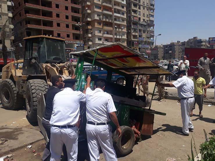 نائب محافظ القاهرة: 3 أماكن مقترحة لنقل ورش صقر قريش