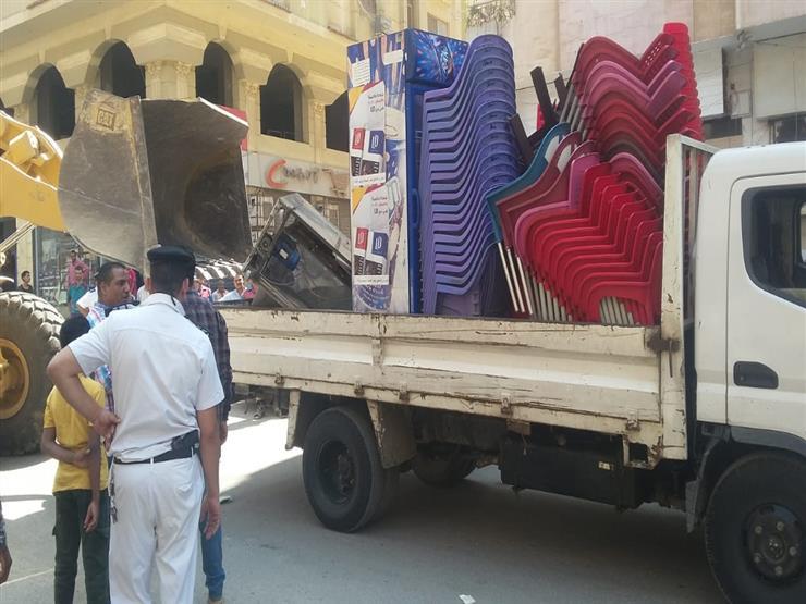 محافظة القاهرة: حملات لرفع الإشغالات في نطاق أحياء القاهرة