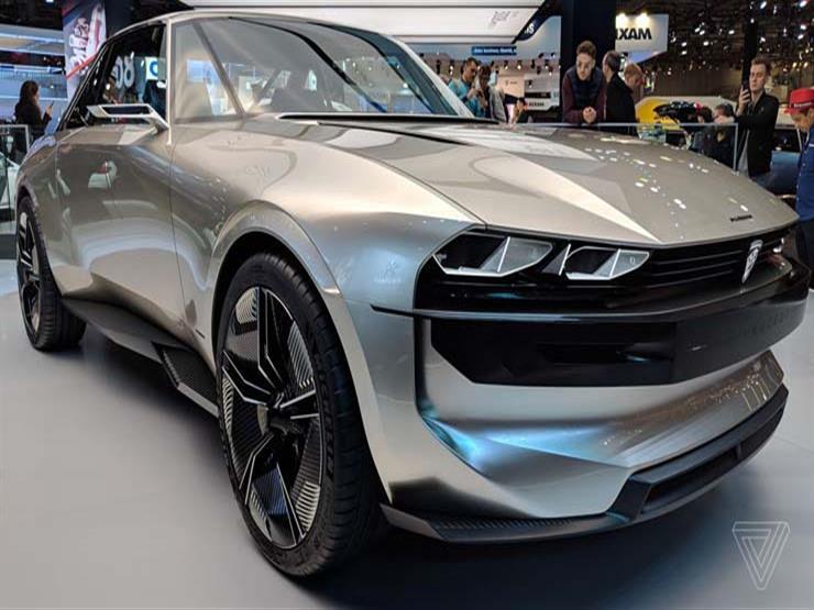 بالصور تعرف علي أحدث السيارات التي ظهرت في معرض باريس مصراوى