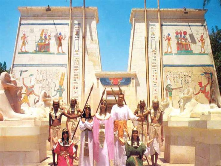 انطلاق مهرجان تبادل الثقافات بالقرية الفرعونية 11 أبريل