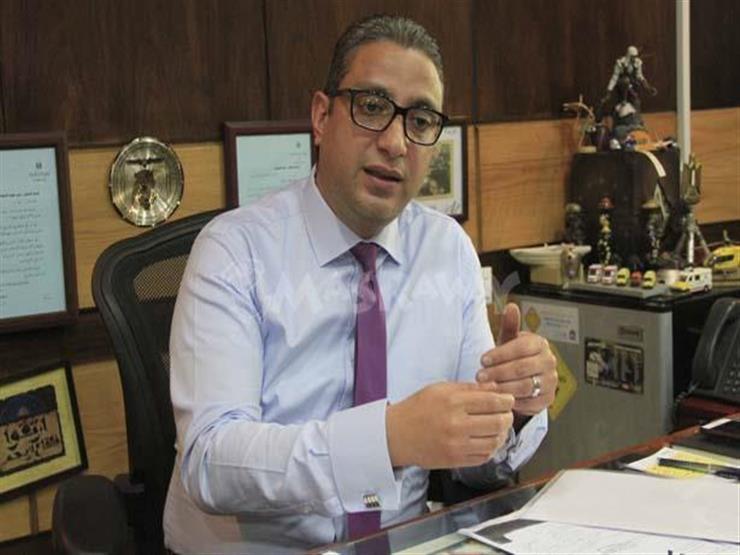 """تعيين """"محمد التوني"""" متحدثًا رسميًا باسم محافظة سوهاج"""