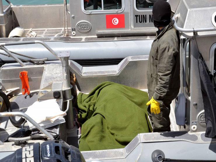 انتشال جثة مهاجر والبحث عن مفقودين جنوب تونس  ...مصراوى