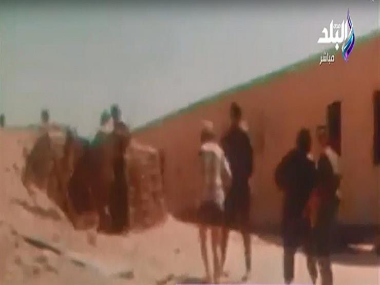 """لأول مرة.. """"على مسؤوليتي"""" يعرض مشاهد هروب الإسرائيليين خلف خط بارليف"""